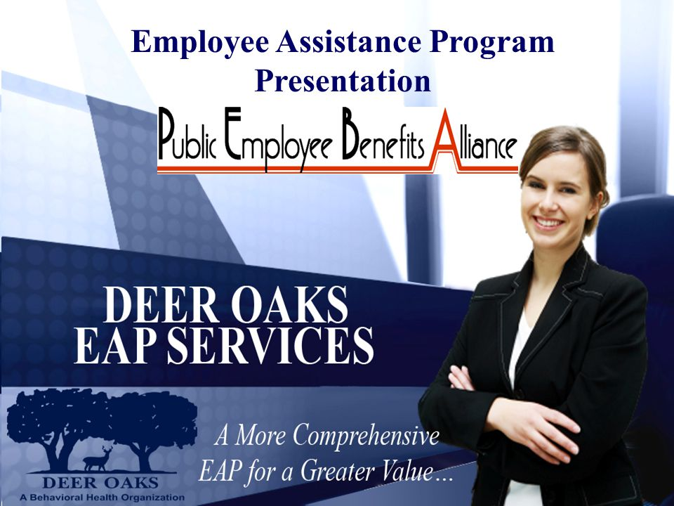 Deer Oaks is a nationwide Employee Assistance, Work/Life, and Wellness Organization Deer Oaks was founded in San Antonio in 1992 and is owned by psychologist, Paul Alan Boskind, Ph.D.