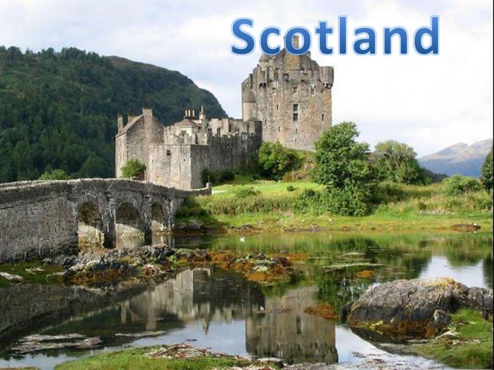 SCOTLAND Scotland and England, Ireland and Wales form the United Kingdom.