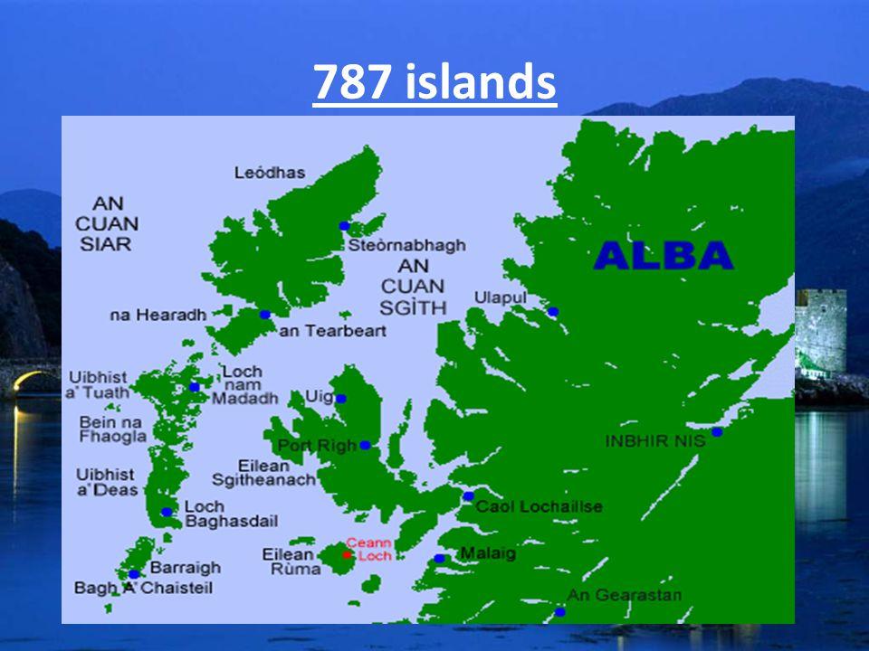 787 islands