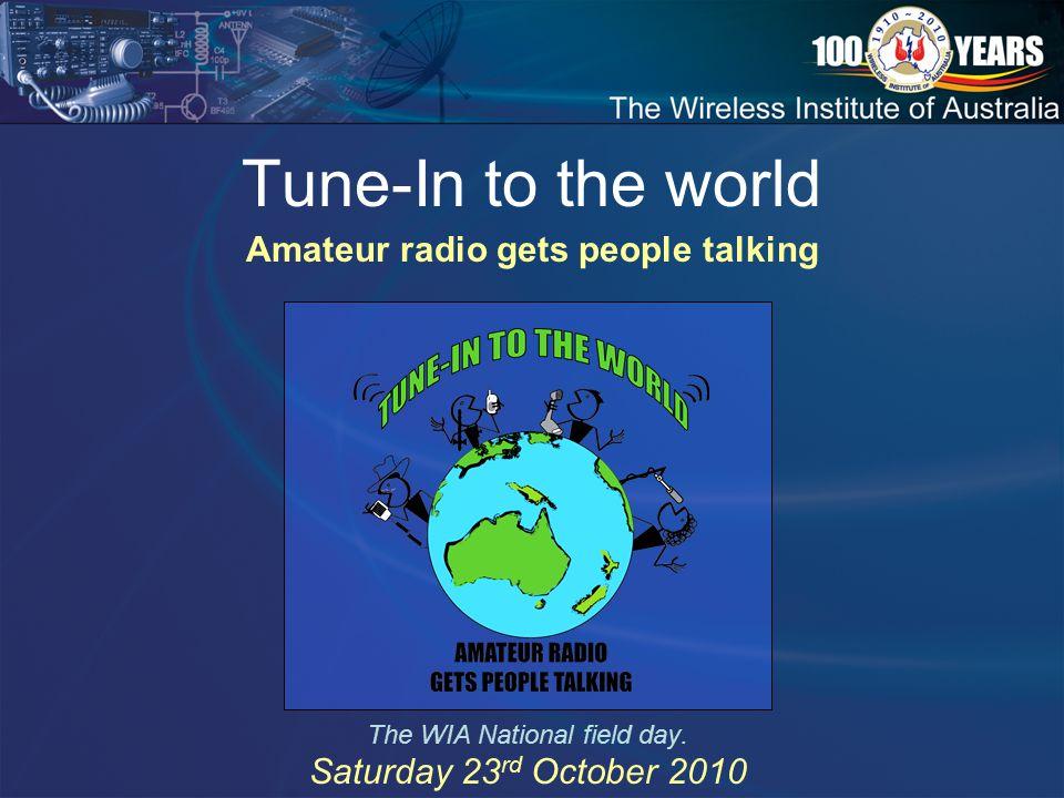 VK6 - Peel Amateur Radio Group At the Rotunda