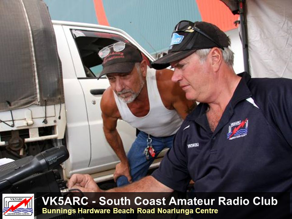 VK5GRC – The North East Radio Club Golden Grove Village