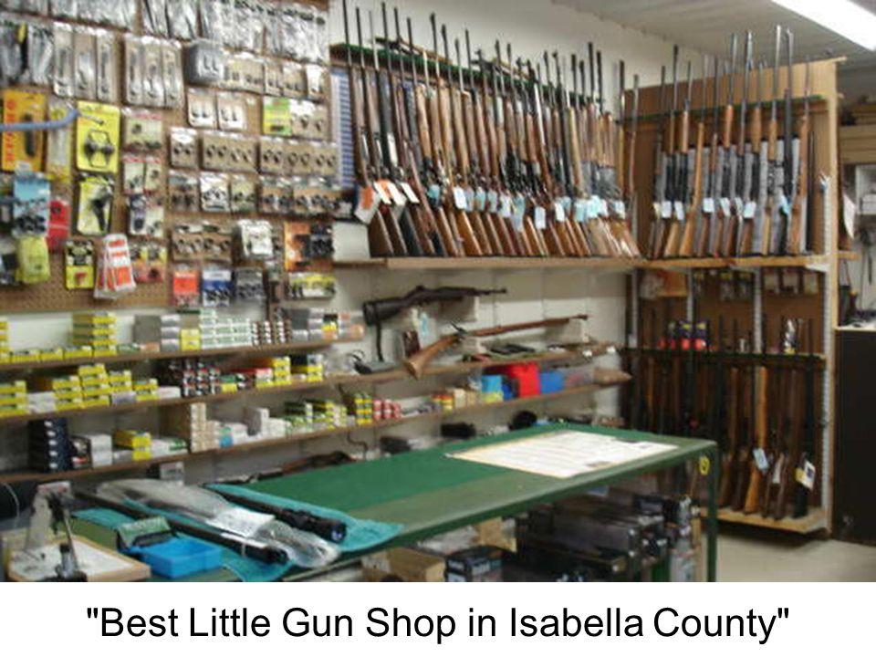 Whitepine Firearm Sales, LLC 2285 North School Road, Weidman, MI.