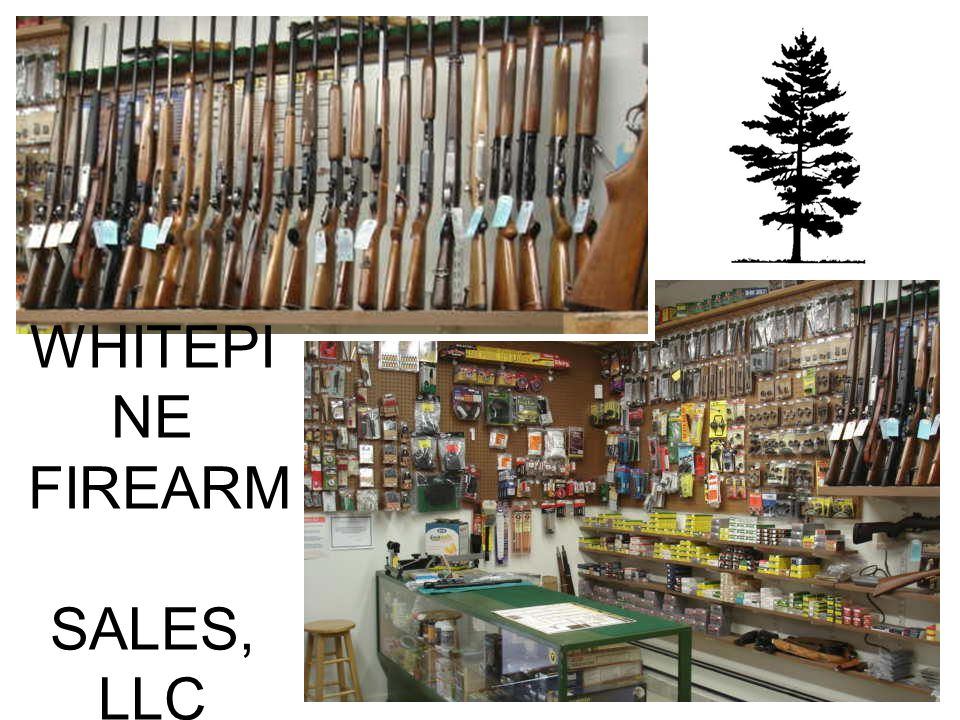 WHITEPI NE FIREARM SALES, LLC