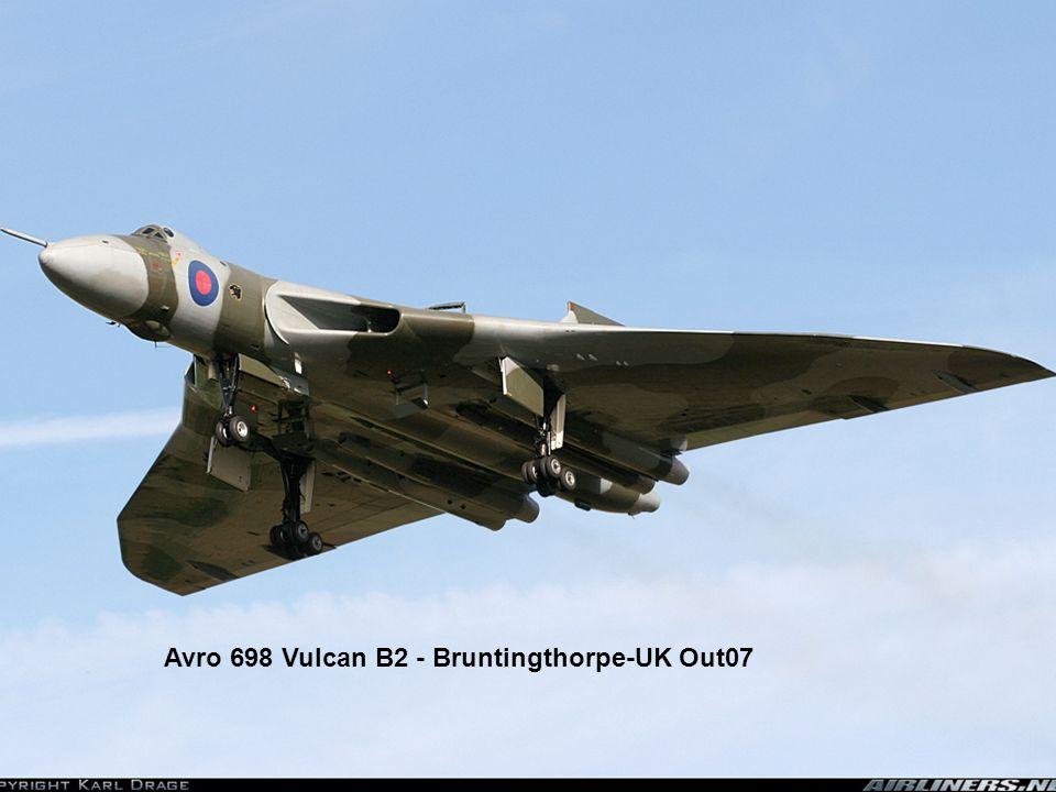 Avro 698 Vulcan B2 - Bruntingthorpe-UK Out07