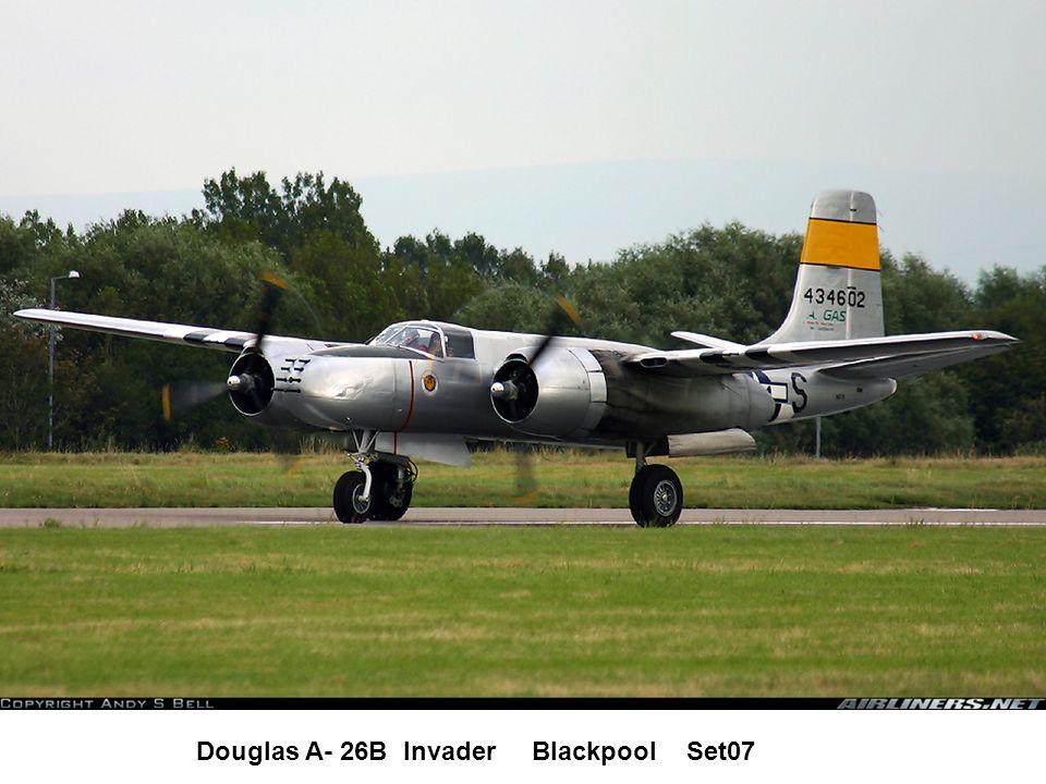 Douglas A- 26B Invader Blackpool Set07