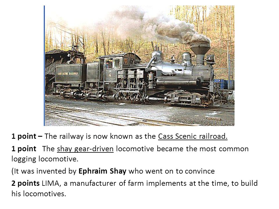 Railroads did help this country to grow but in some cases they abused the environment.