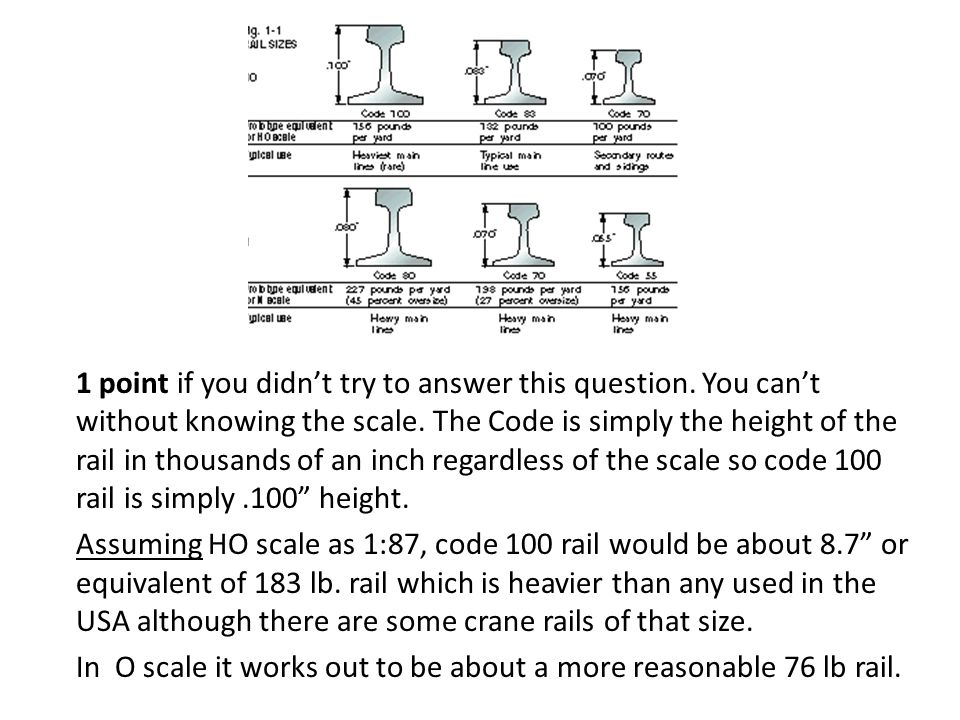 Code 100 rail is commonly used on layouts but what is the equivalent weight of rail for the prototype