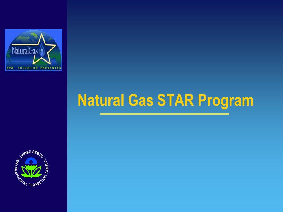 Natural Gas STAR Program