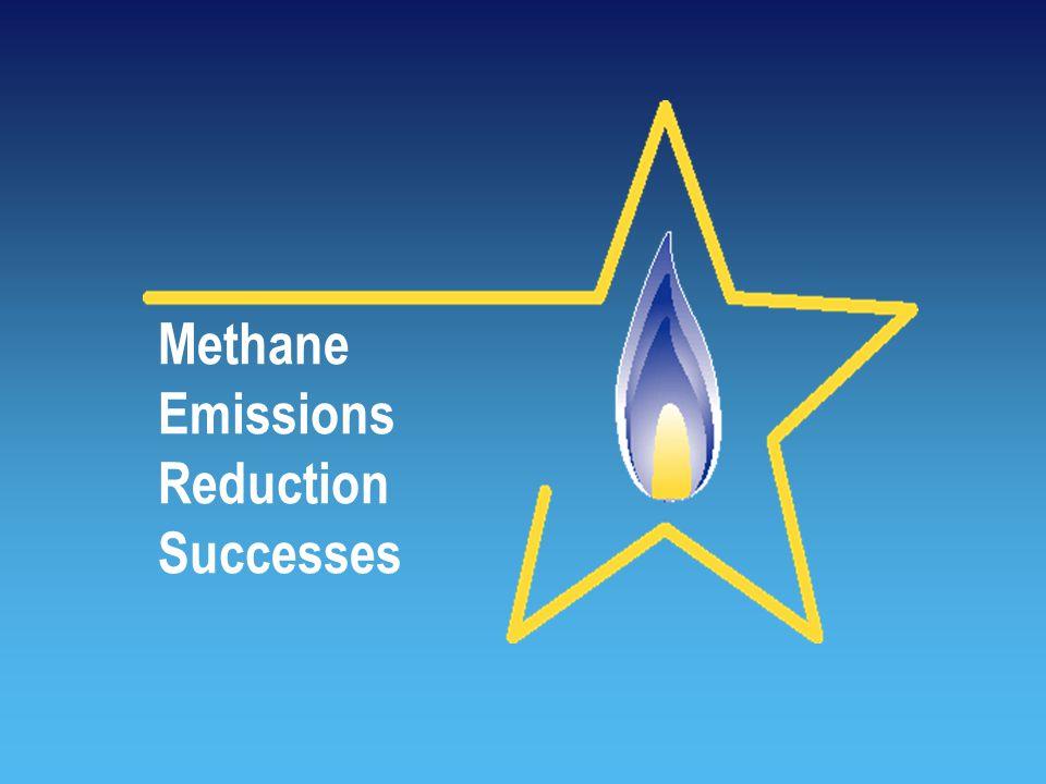 Methane Emissions Reduction Successes