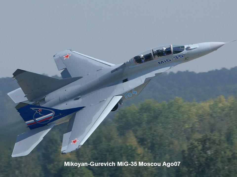 Mikoyan-Gurevich MiG-35 Moscou Ago07