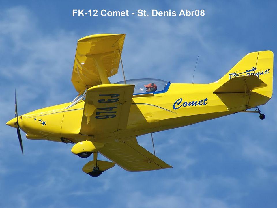 FK-12 Comet - St. Denis Abr08
