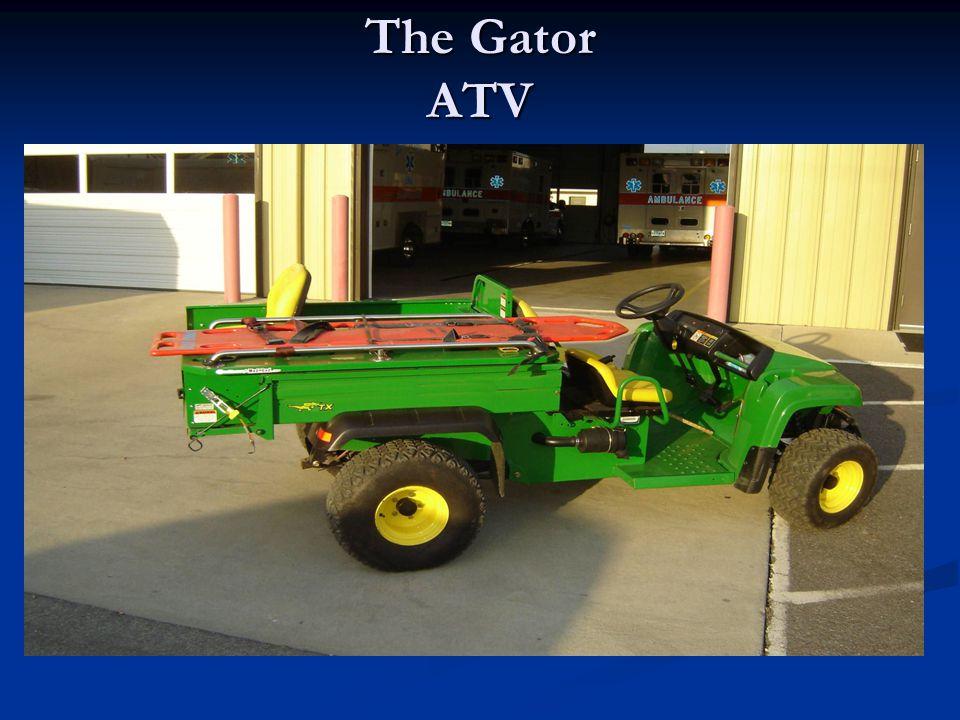 The Gator ATV