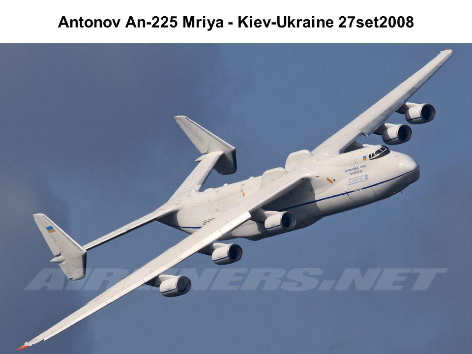 Antonov An-225 Mriya - Kiev-Ukraine 27set2008