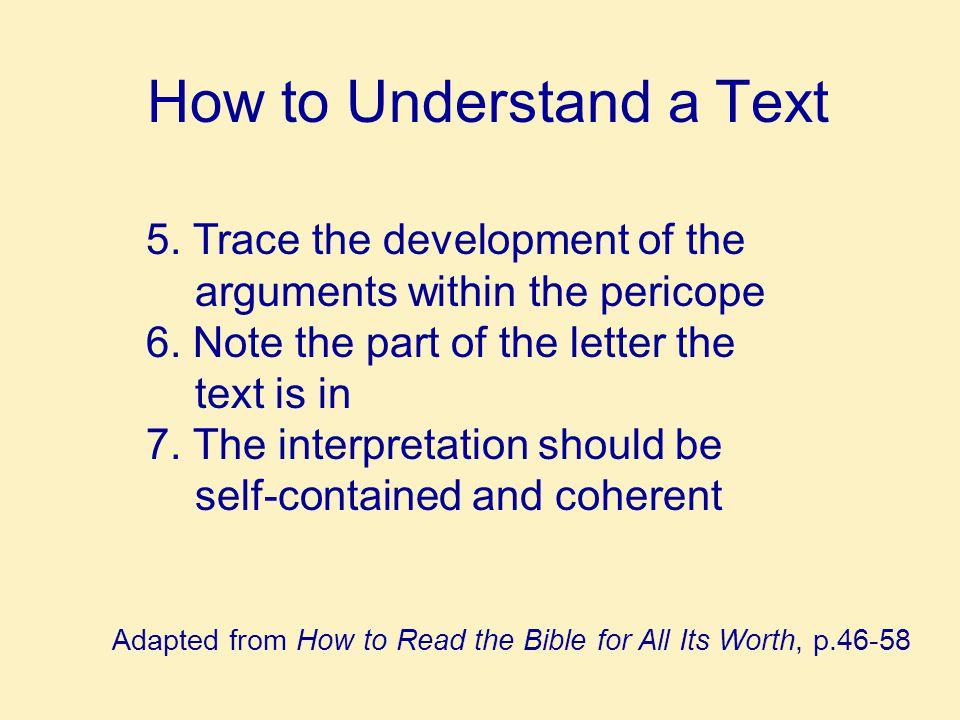 What makes a passage of Scripture a Problem Passage .