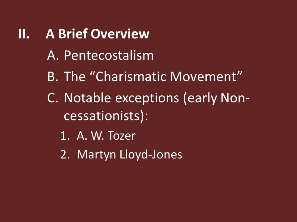 I agree with the words of Martyn Lloyd-Jones, preached in 1965: It is perfectly clear that in New Testament times, the gospel was authenticated in this way by signs, wonders and miracles of various characters and descriptions....