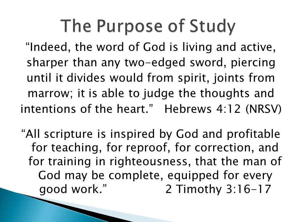 … the central purpose is not doctrinal purity… but inner transformation.