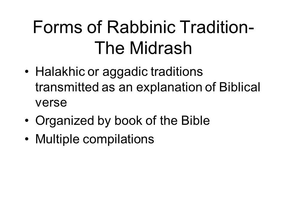 Kabbalah Rabbinic movement (12th Cent onward) Hidden tradition of scriptural interpretation