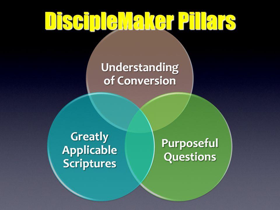 DiscipleMaker Pillars