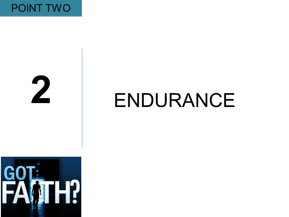 Gripping 2 POINT TWO ENDURANCE