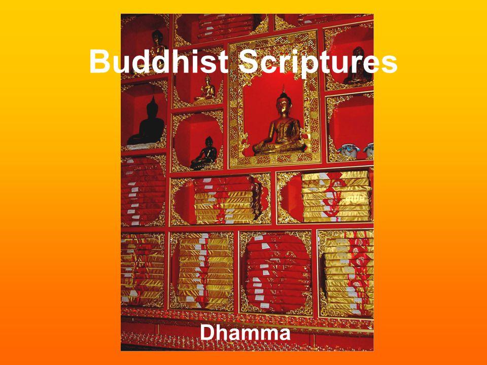 Buddhist Scriptures Dhamma
