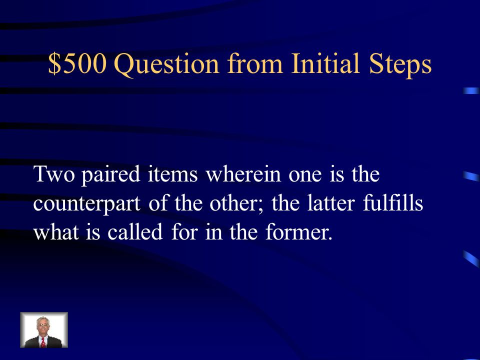 $400 Answer from Initial Steps What is observation