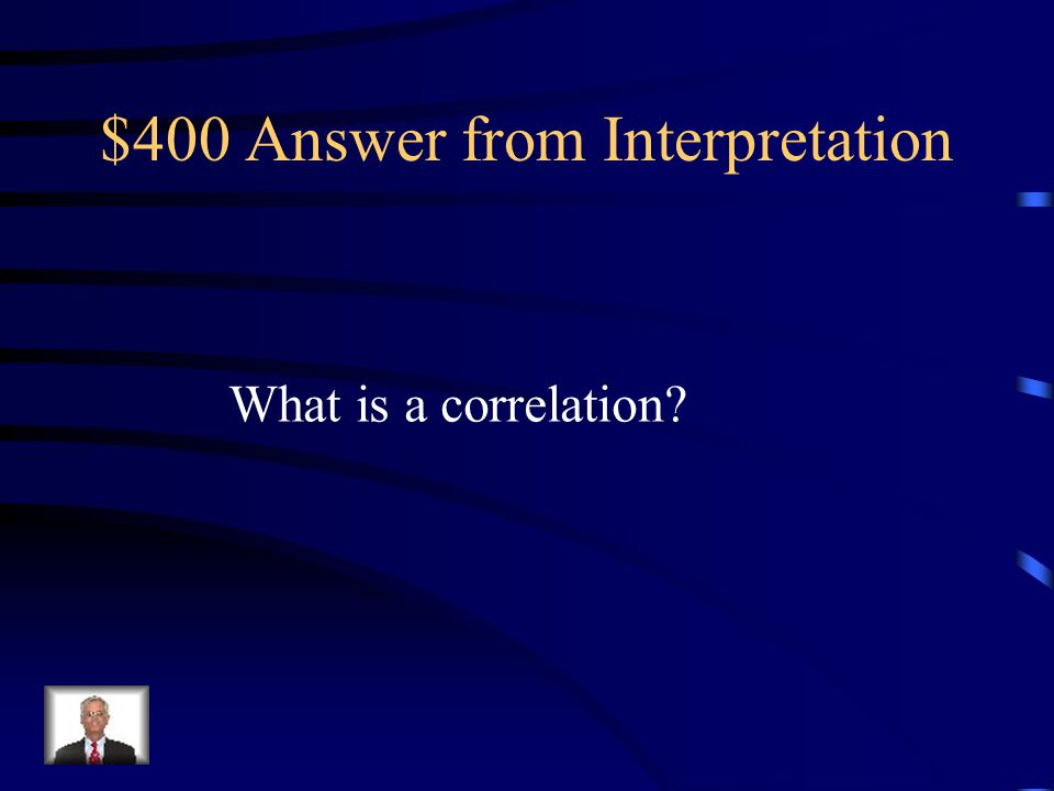 $400 Question from Interpretation The process of cross-referencing the message already uncovered in Scripture.