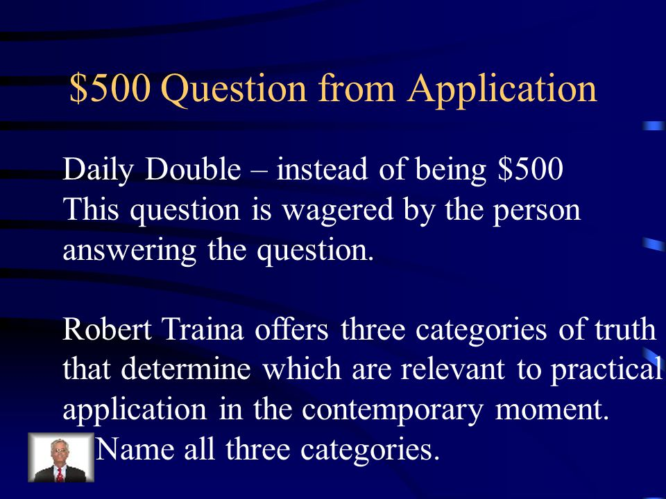 $400 Answer from Application What is community