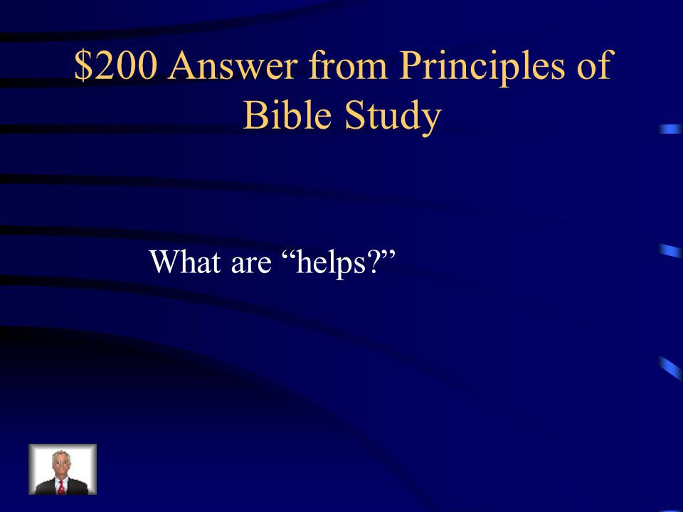 $200 Question from Principles of Bible Study Lexicons, grammars, dictionaries, concordances, and historical background texts are also known as.