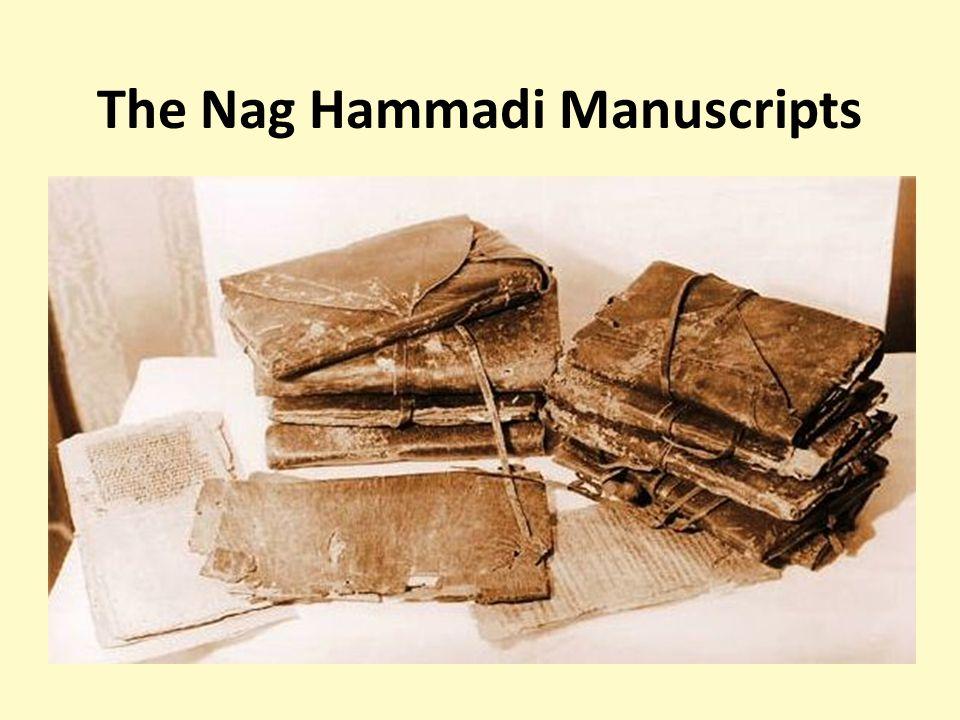 The Nag Hammadi Manuscripts