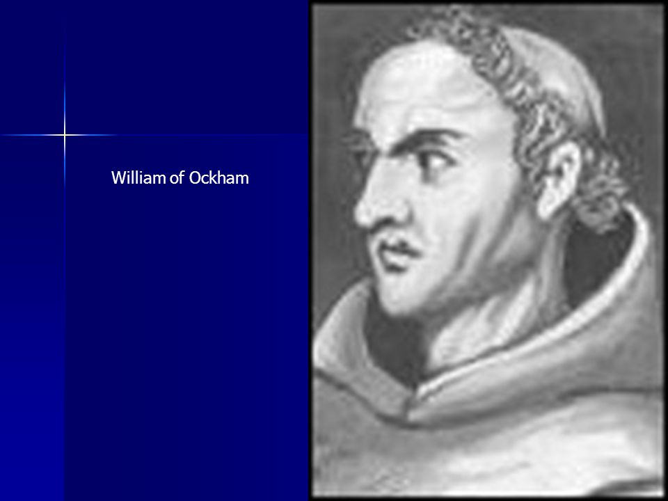 154 William of Ockham