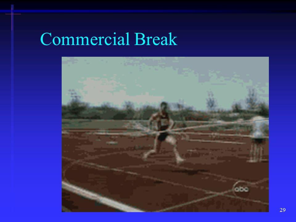 Commercial Break 29