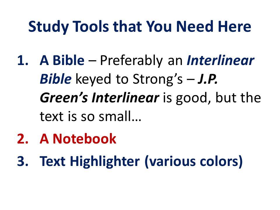 Hermeneutics Part 3
