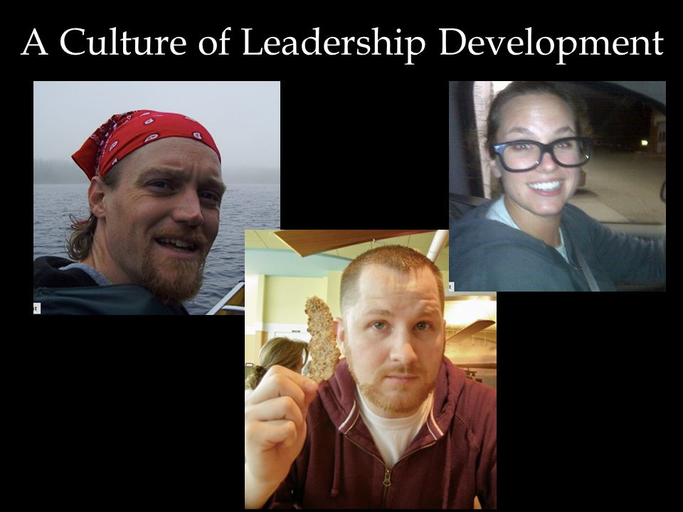 A Culture of Leadership Development