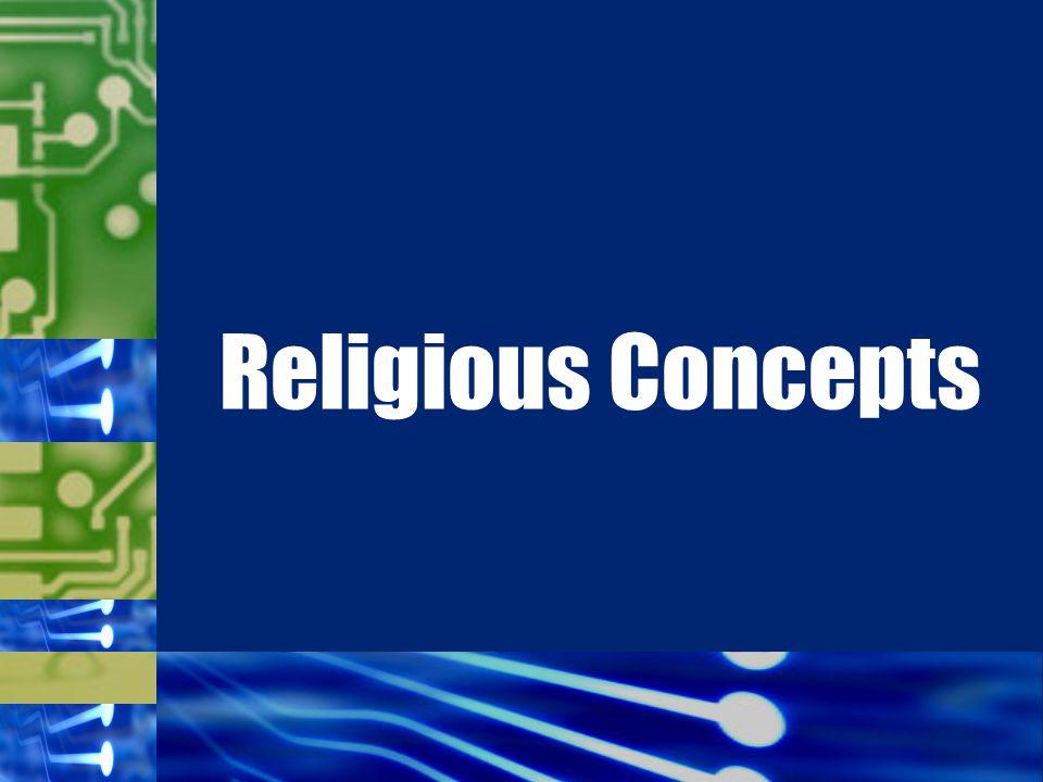 Religious Concepts