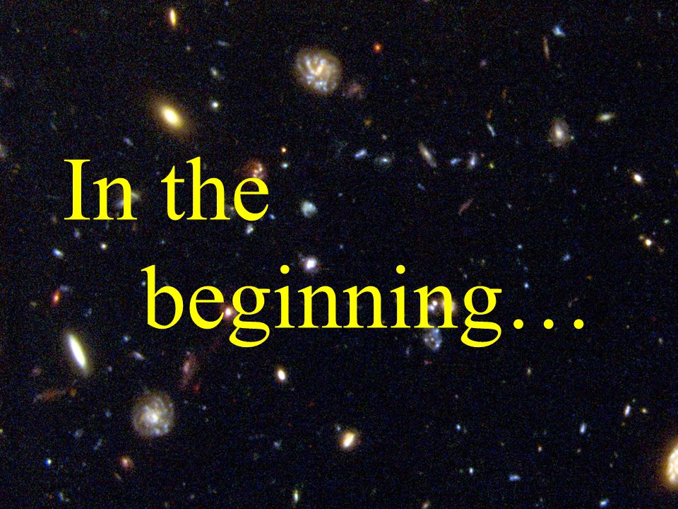 Cosmic fine-tuning The small and the cosmic mesh Stars balance nuclear forces/gravity Universe must expand at proper rate Quantum processes must operate Worlds like Earth must exist All for life to be here.