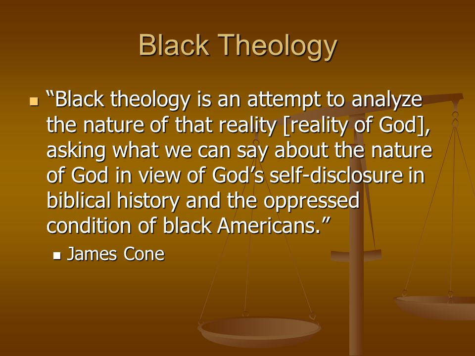 Black Theology & Black Power Black PowerBlack Power Black Power ...