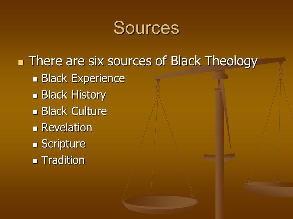 The Gospel Same Gospel + Different Experience = Black Theology Same Gospel + Different Experience = Black Theology The Difference The Difference The Difference The Difference