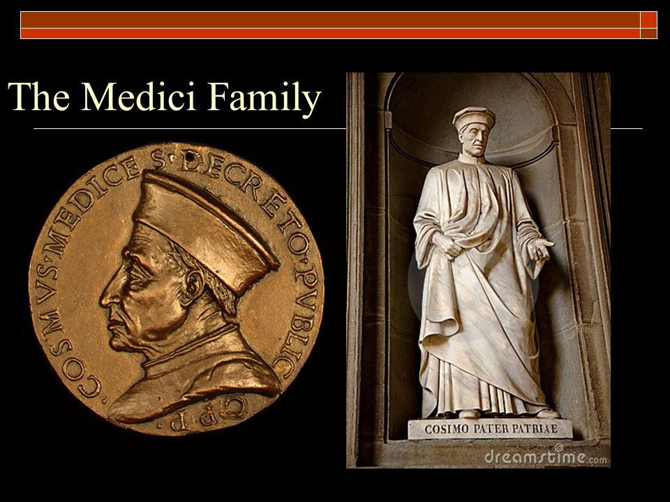 The Medici Family
