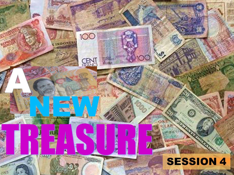 TREASURE A A NEW SESSION 4