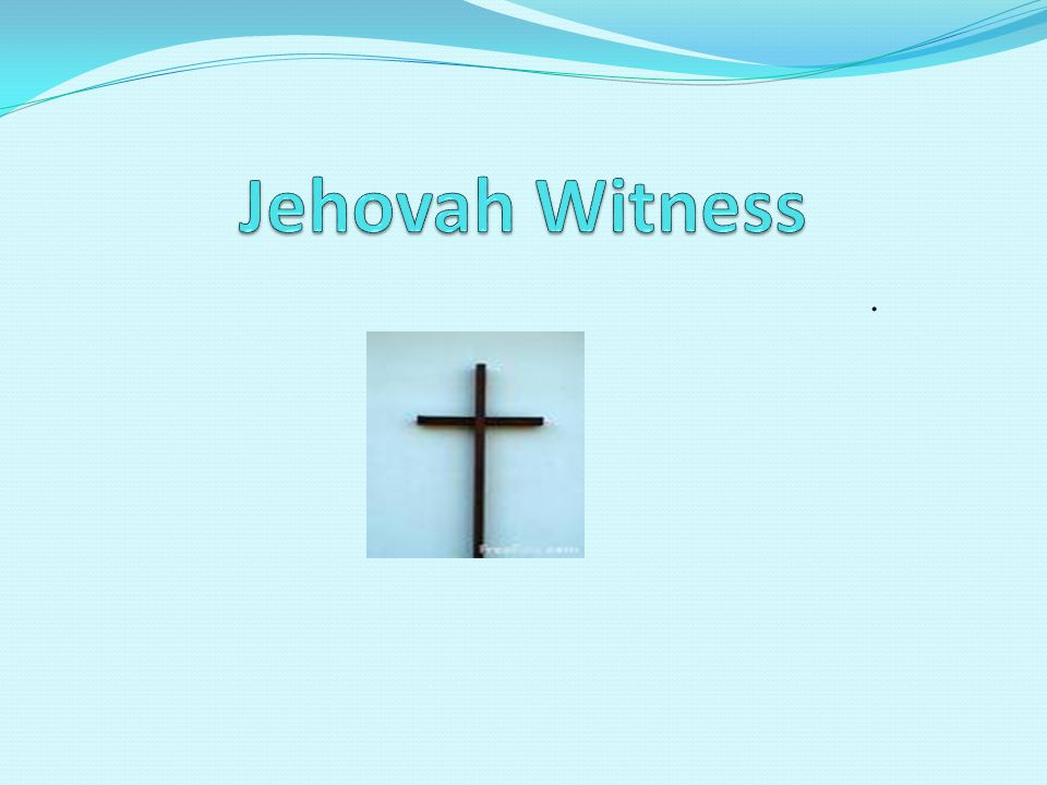 Jehovah Witness Salvation Army Seventh Day Adventists