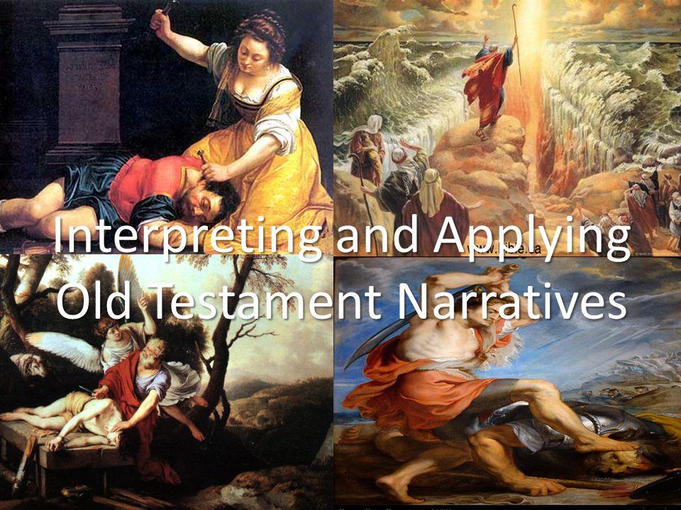 Interpreting Scripture Responsibly One verse, three different interpretations. Who's right?