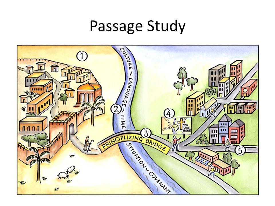 Passage Study
