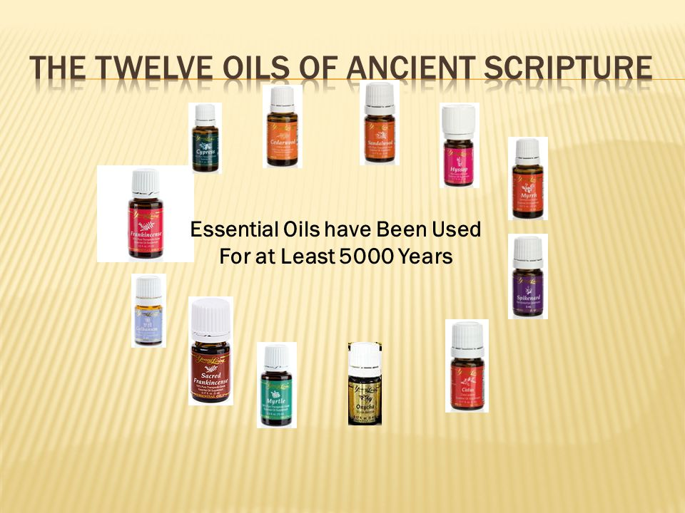 What are Essential Oils.