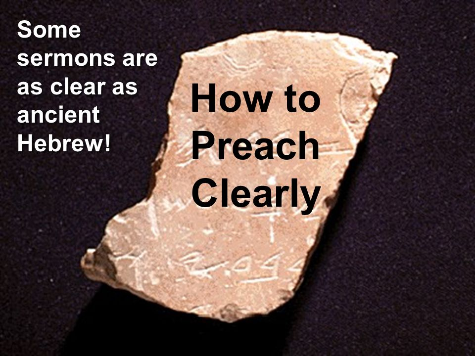 Subject: How can we know how to speak to non-Christians (Col. 4:6c)? Types of Transitions 68 I. Speak gracious words (6a) (The second way to speak to