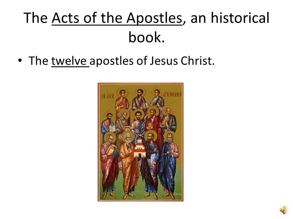 The Gospel According to St. John.