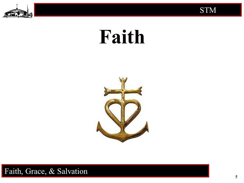 6 STM RCIA Faith, Grace, & Salvation What is Faith.