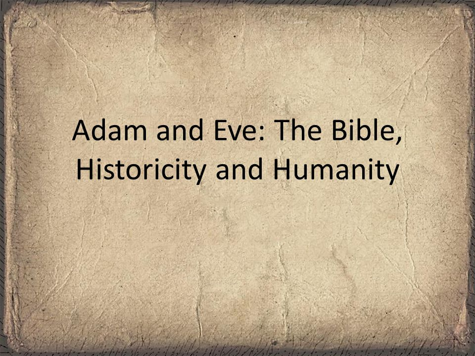 As the first historical an and head of humanity, Adam is not mentioned merely in passing in the New Testament.