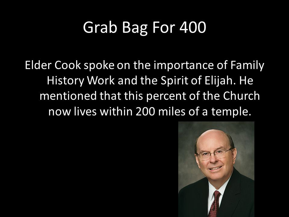 Grab Bag For 300 Who is President Boyd K. Packer, and yes, these are some of his carvings. Back
