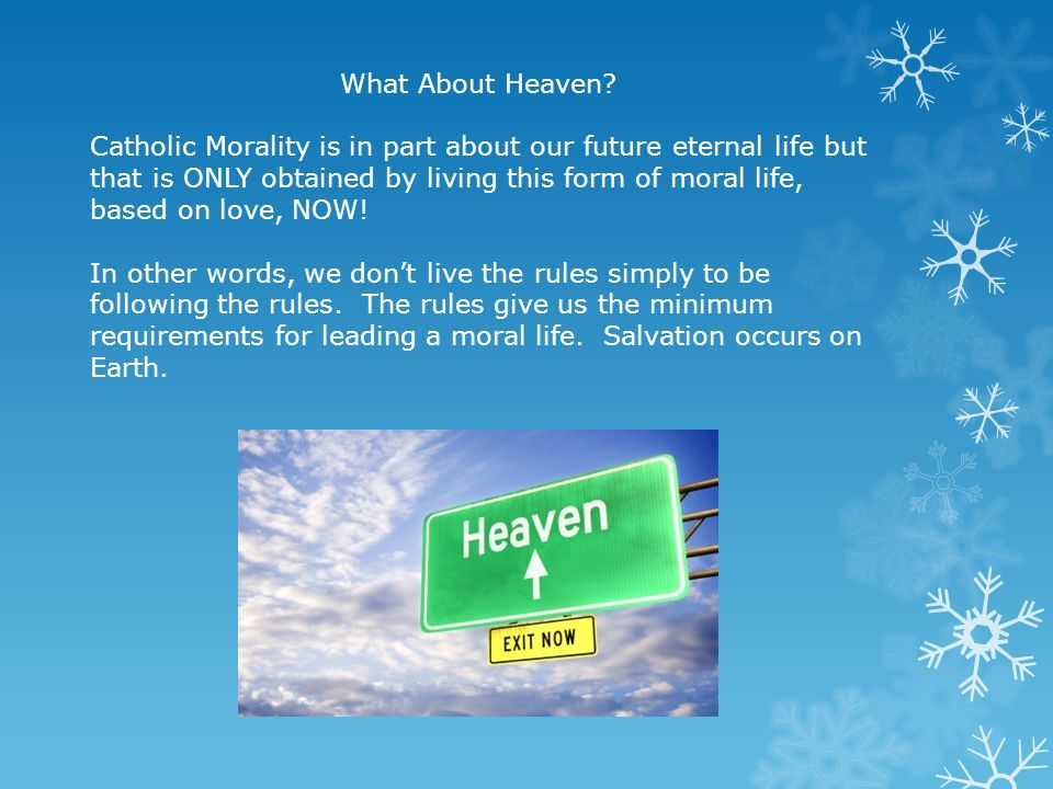 What About Heaven.