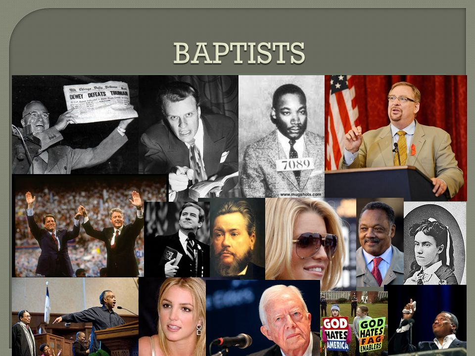The Bible mandates only two offices in the church--pastor and deacon.